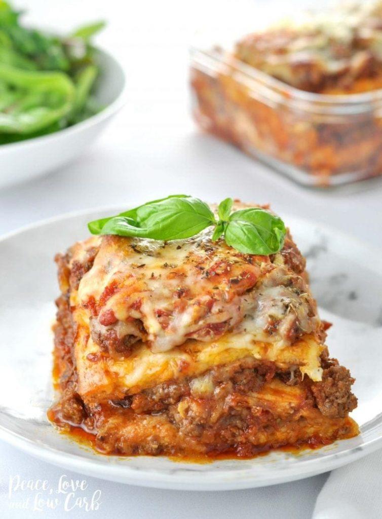 Just Like the Real Thing Lasagna