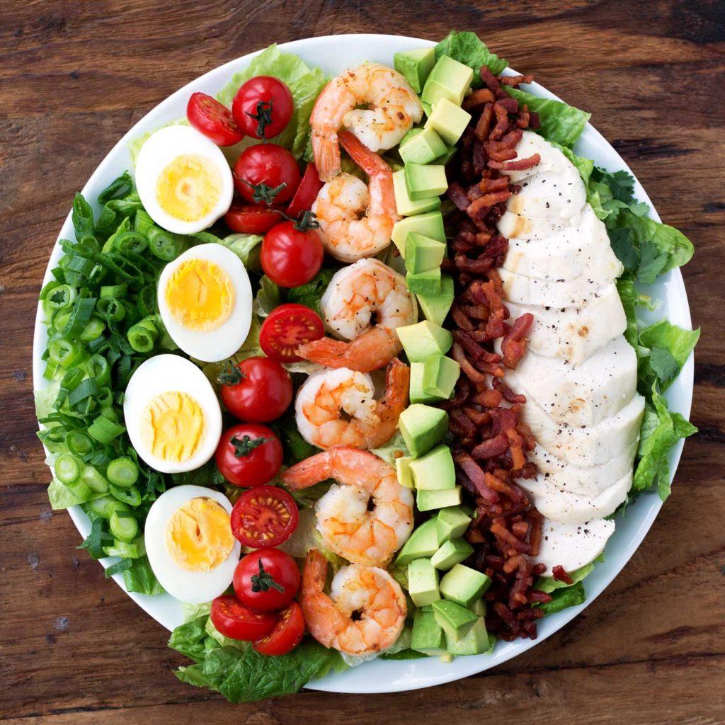 Coastal Cobb Salad