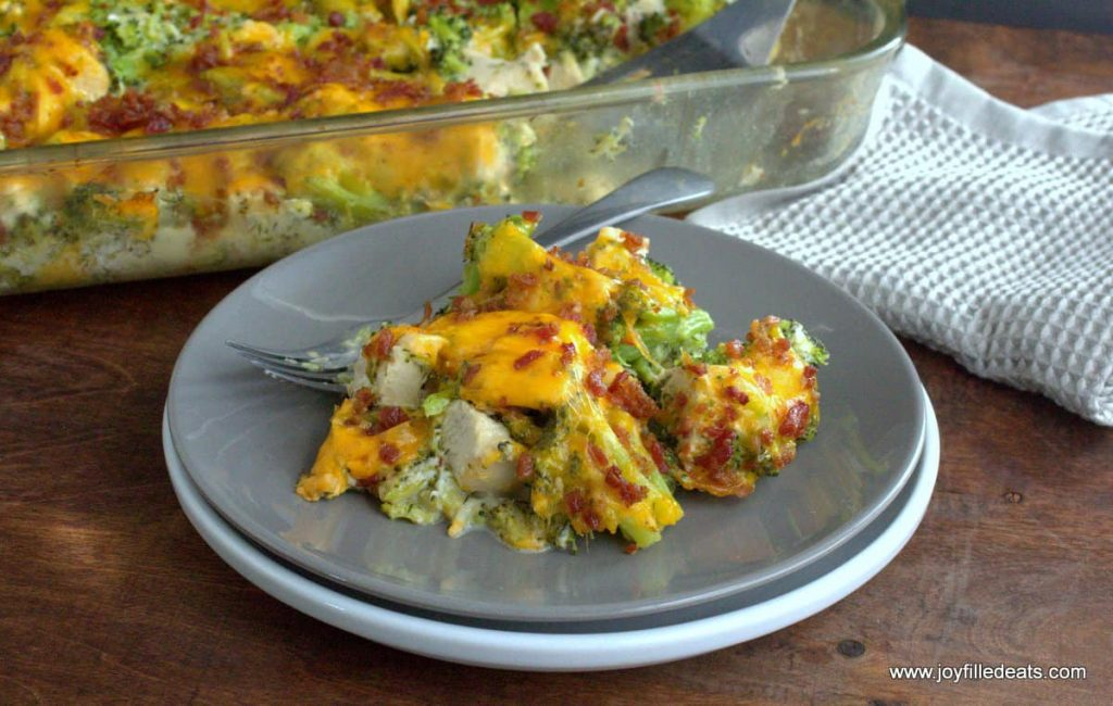 Bacon Ranch Chicken Keto Casserole Recipes