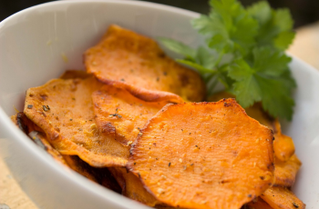 Homemade Low Carb Keto Chips Recipes