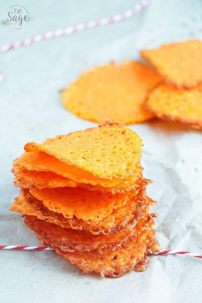 Homemade Keto Chips Recipes