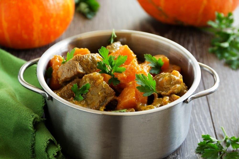 Beef & Pumpkin Stew