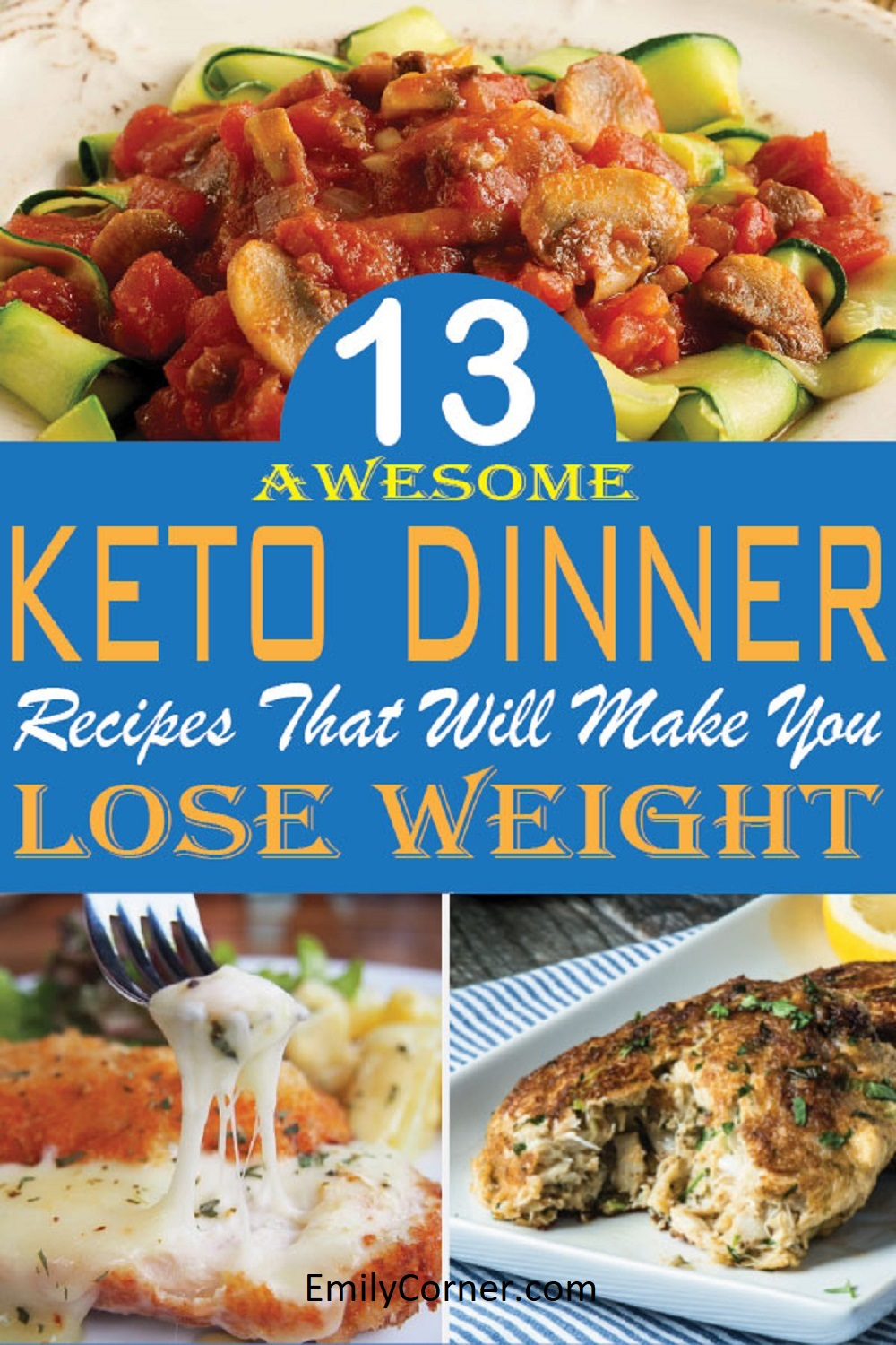 Keto dinner recipes