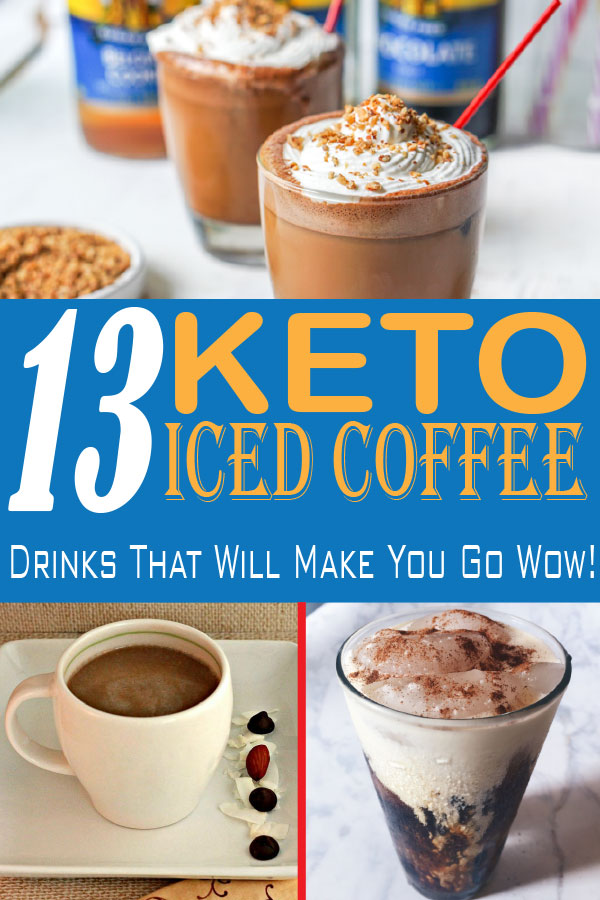 Keto Iced Coffee Recipes