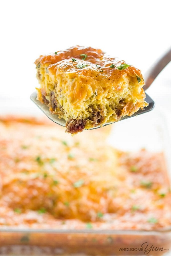 Keto Chicken Casserole Recipes