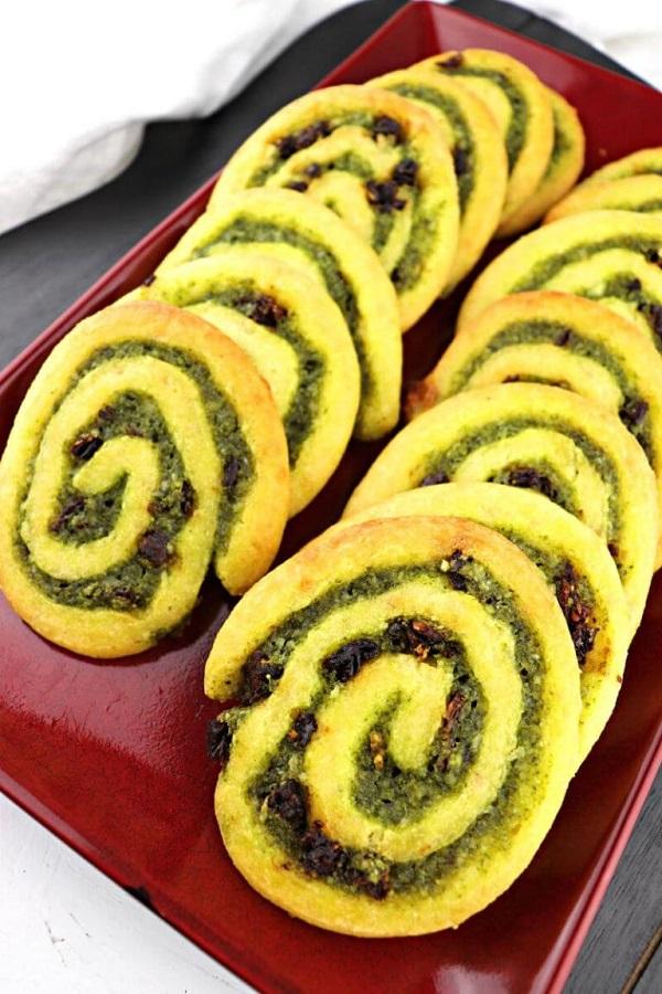 Keto Pinwheel Recipes