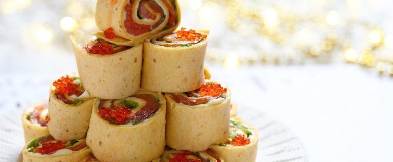Keto Roll-Ups and Pinwheel Recipes
