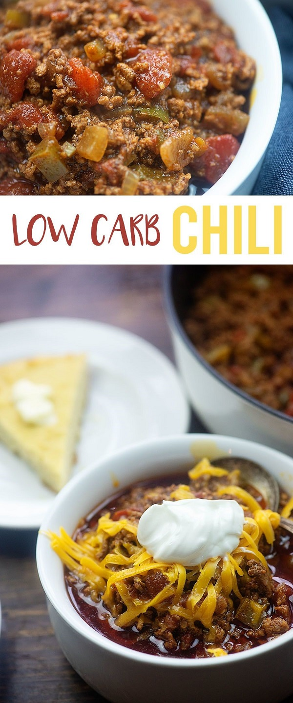 Keto Chili Recipes