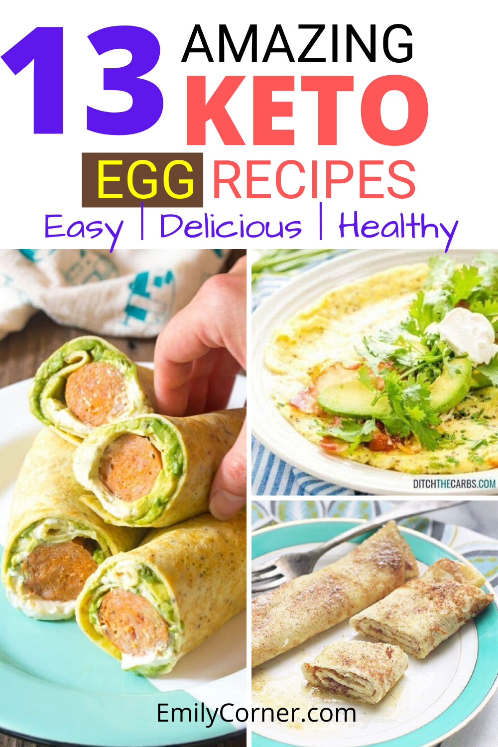 keto egg recipes
