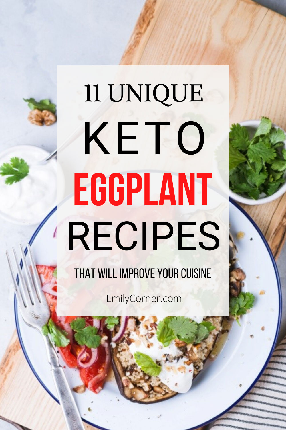 keto eggplant recipes