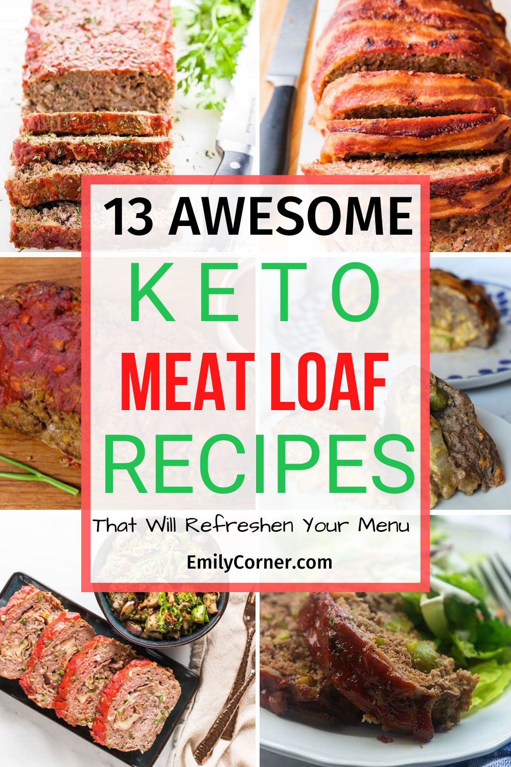 keto meatloaf recipes