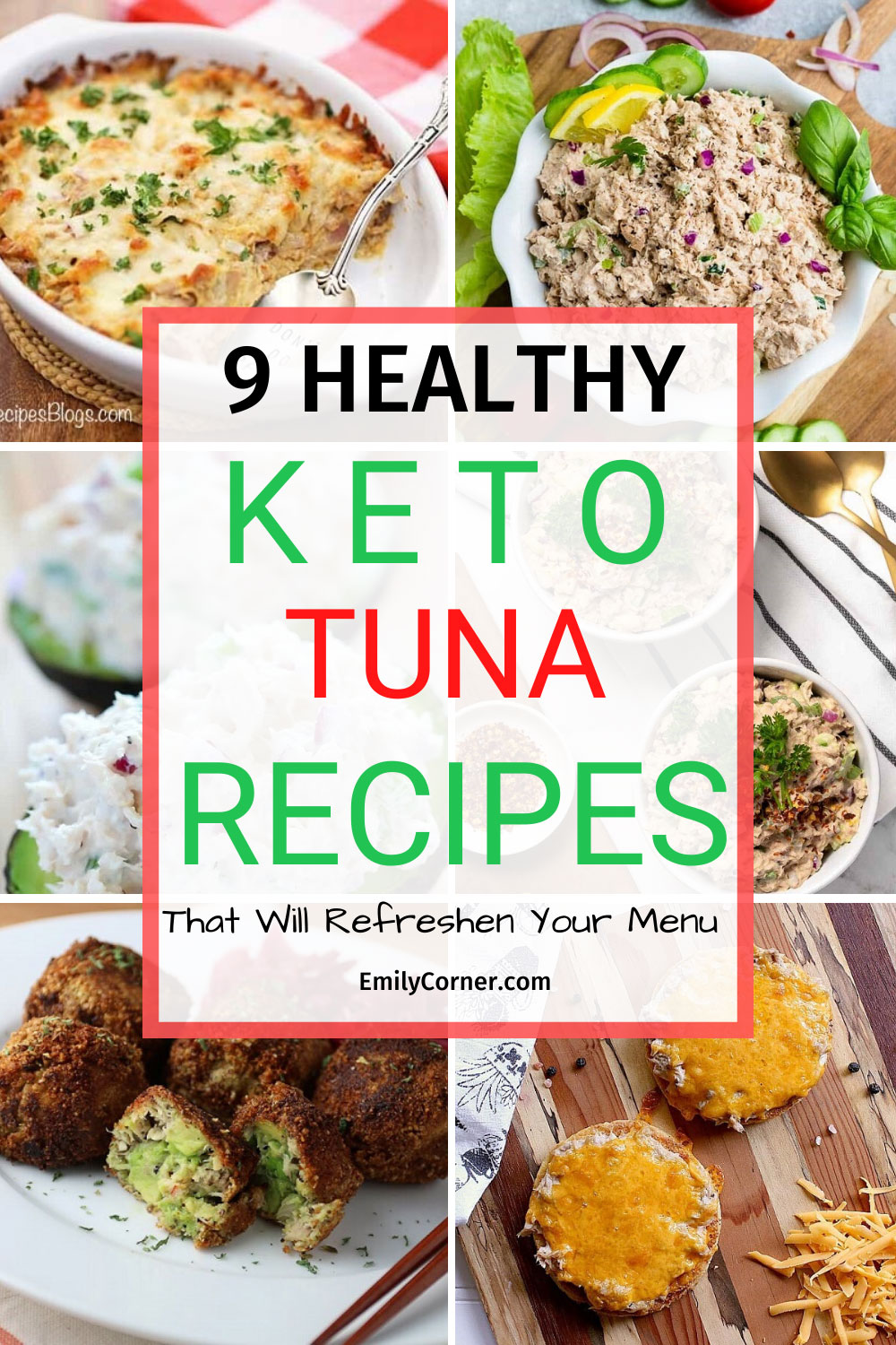 Keto Tuna Recipes