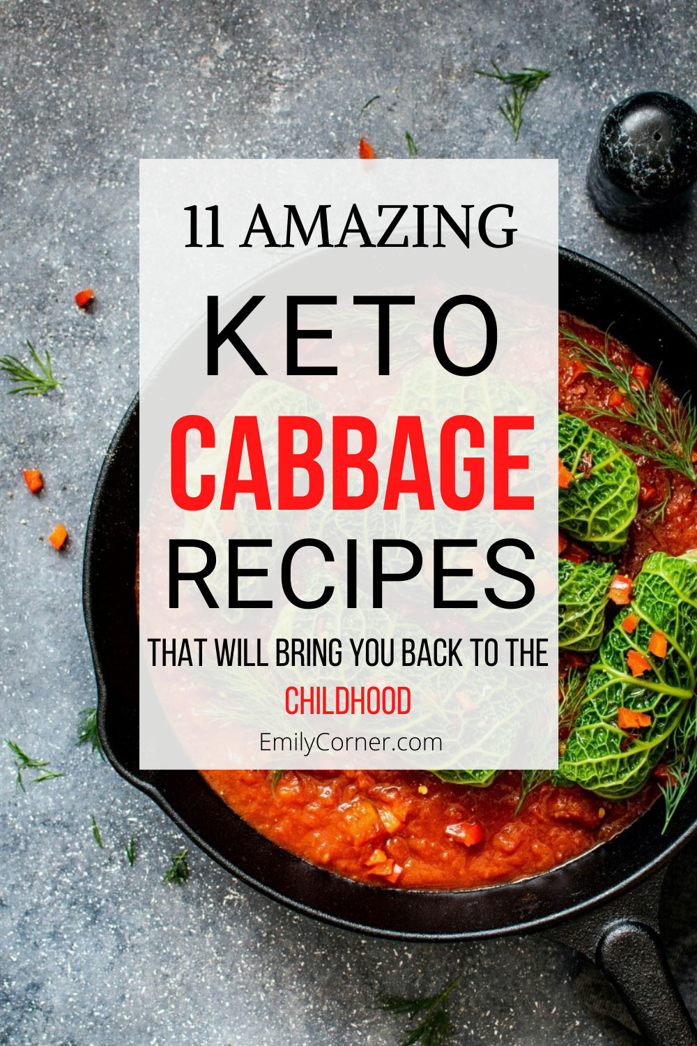 Keto Cabbage Recipes
